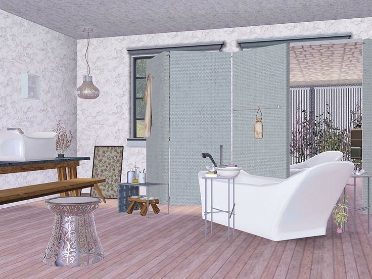 Amanda Bathroom by Flowarin
