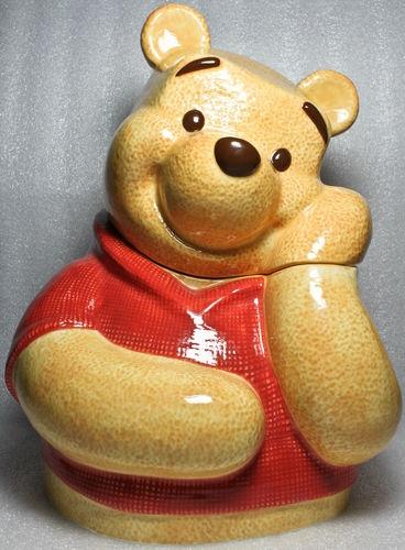 Winnie the Pooh Cookie Jar