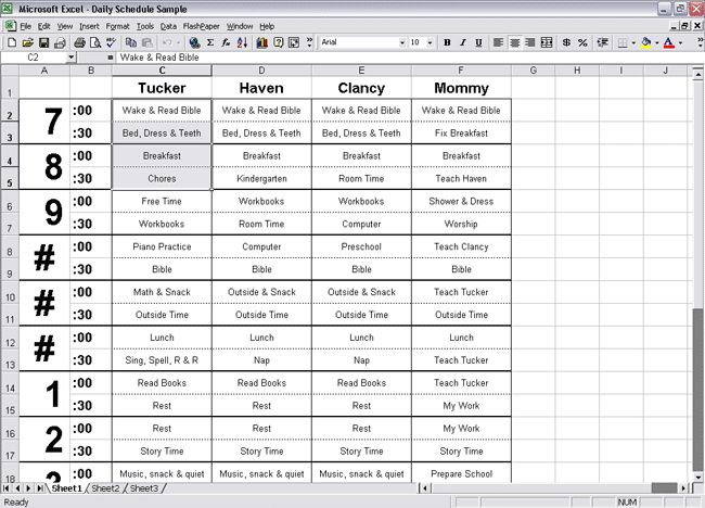 The 25+ best Daily schedule template ideas on Pinterest Daily - class timetable template