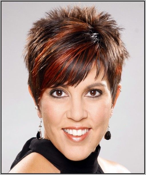Soft Spikey Hairstyles For Women Over 50 Gallery Gt