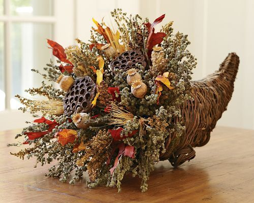 Williams-Sonoma Fall Cornucopia