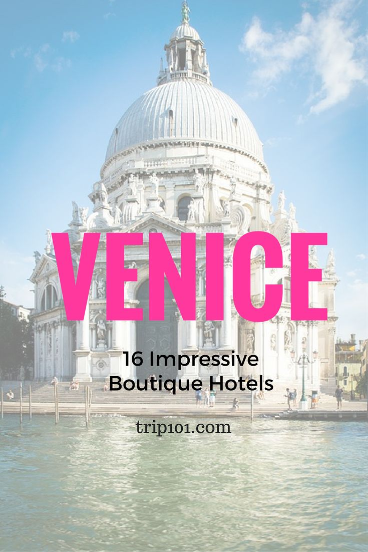 Where do you start? Which should you choose? No one wants a vacation to be ruined by a terrible hotel experience. In order to help you prevent that, below is a list of the best boutique hotels in Venice.