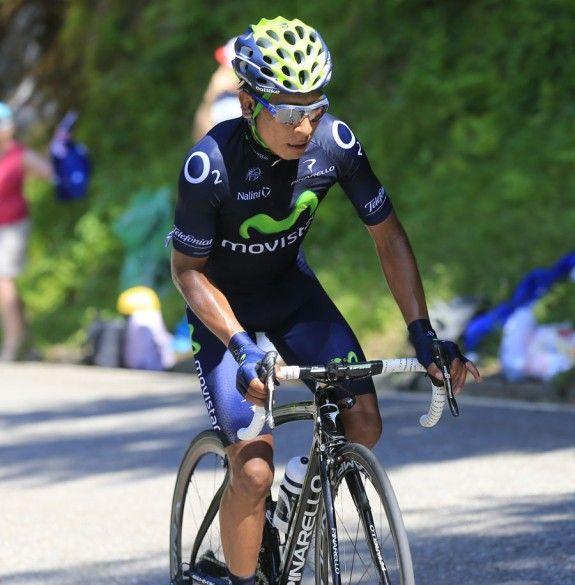 Nairo Quintana solo, Tour de France 2013, stage eight