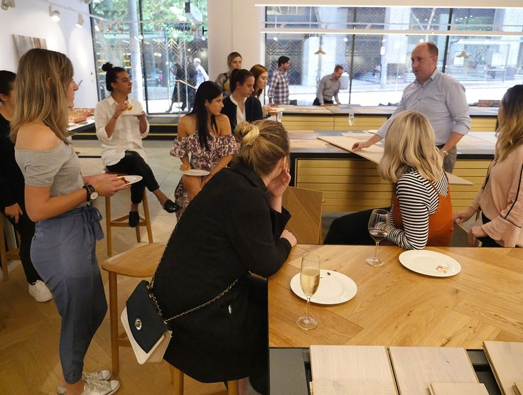 Thank you Siren Design for joining us for lunch and presentation in the Havwoods Sydney Showroom. It was informative and fun and we look forward to seeing you in the showroom again soon!  Contact us today to book your Lunch and Learn with Havwoods or drop into our Sydney showroom Fridays between 3pm - 4.30pm for a free drink and nibbles on us!