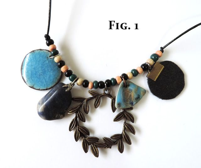(un)intentional contemporary art in Transylvania: New shamanic necklaces