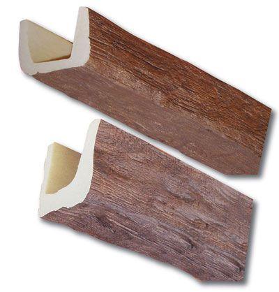 finte travi in legno