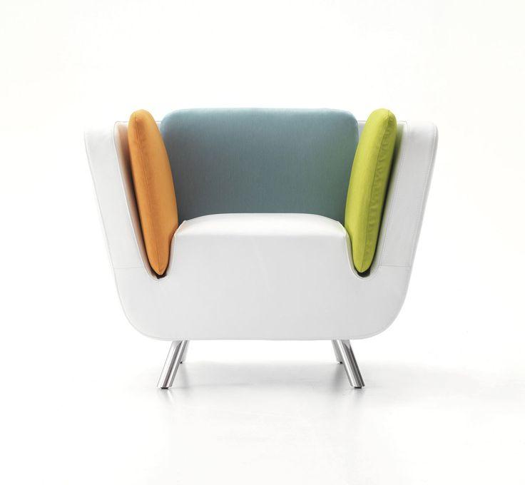 NOOK Lounge Chair by Karim Rashid