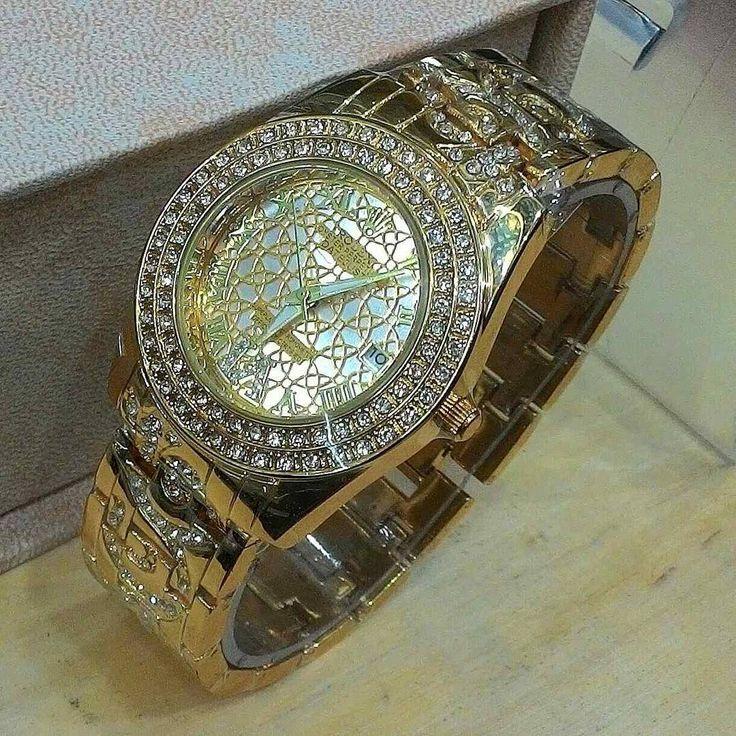 """""""""""Jam tangan rolex batik 014 Material: stenlist Harga: 250 Warna: gold Order PIN CS1-5A1F32FA PIN CS2-5FI5DE72 & SMS/WA 087722-575-101  Reseller & Dropship Welcome!  Happy Shopping! :) #promo #jamtangan #jamtanganwanita #jammurah #grosirjam #sweatercouple #flatshoes #jamtanganterbaru #resellerjamtangan #taswanita #sneakerscwe #celanajeansripped #jamtanganartis #olshop #wedgesterbaru #jaketjeans  #resellerwelcome #celanajeans #sepatubandung #overall"""