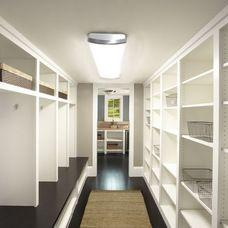 contemporary closet by TEA2 Architects