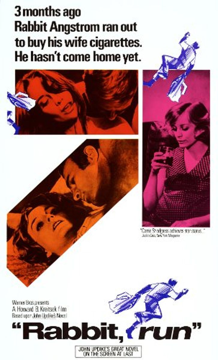 Rabbit, Run (1970) - James Caan, Anjanette Comer, Carrie Snodgress