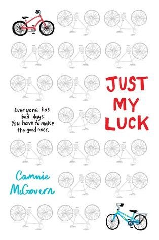 #TSMBookClub: Just My Luck by Cammie McGovern   The Shopping Mama