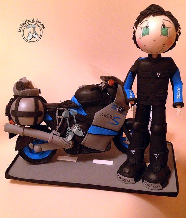 Carlos y su Fofu Moto