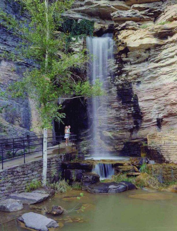 Cool Pictures Arkansas Waterfalls