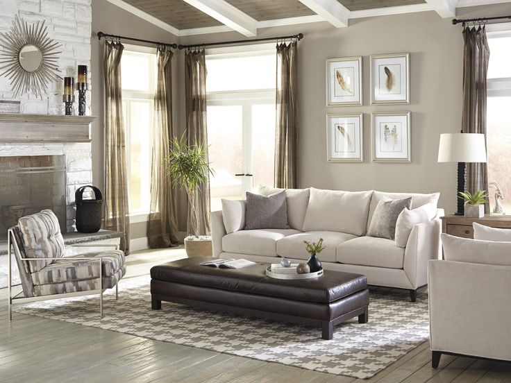 Jonathan Louis Burton Sofa With Chaise Living Room Furniture Home Design Idea