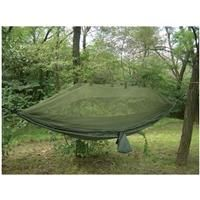 Snugpak® Jungle Hammock with Mosquito Net, Olive: Snugpak® Jungle Hammock with Mosquito Net, Olive #Hunting #Shooting #Fishing #Camping