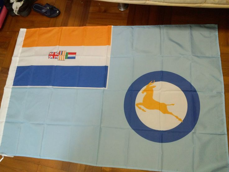 New British Empire Flag Ensign South Africa African Air Force 1951 1958 3x5ft   eBay