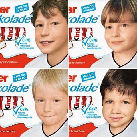 Mats Hummels Kinderfoto
