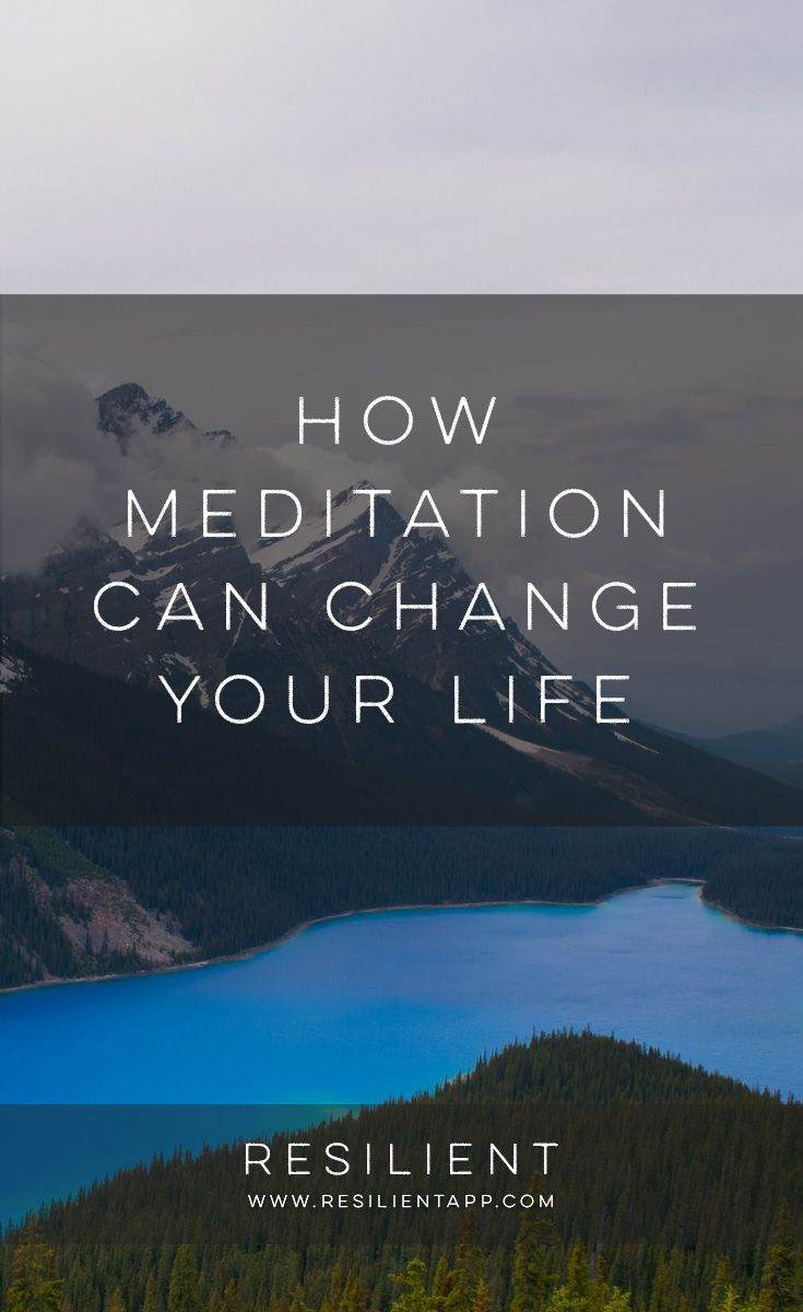 Are you constantly tired, irritable and stressed? In addition, you might be fed-up of catching colds time and time again, having sleepless nights and feeling down. Meditation can diminish instances of such ailments by dramatically reducing stress and helping you deal with pressure constructively. Here's how meditation can change your life.