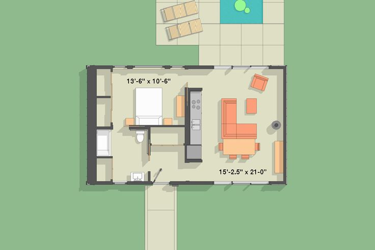 Plan #918-2 - Houseplans.com