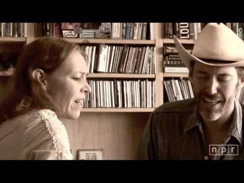 David Rawlings & Gillian Welch: Tiny Desk Concert