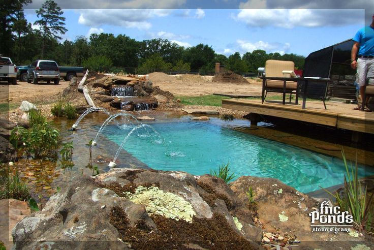 17 best images about natural swimming pools ponds on pinterest swimming pool construction Natural swimming pool builders