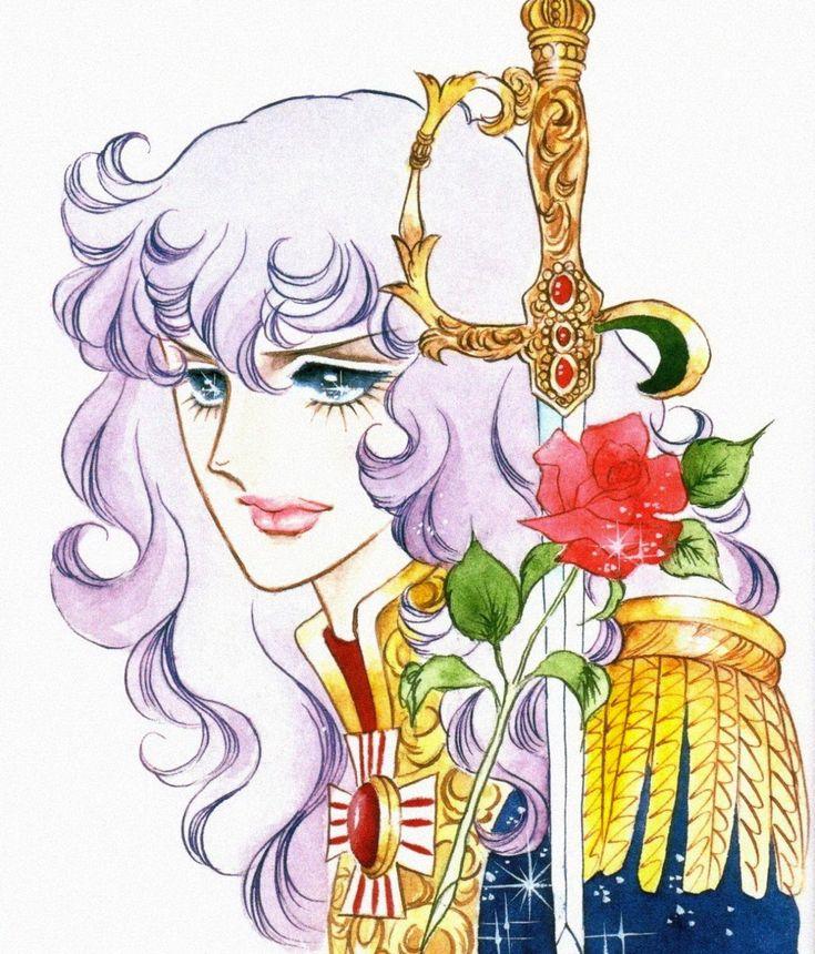 Ikeda Riyoko – The Rose of Versailles