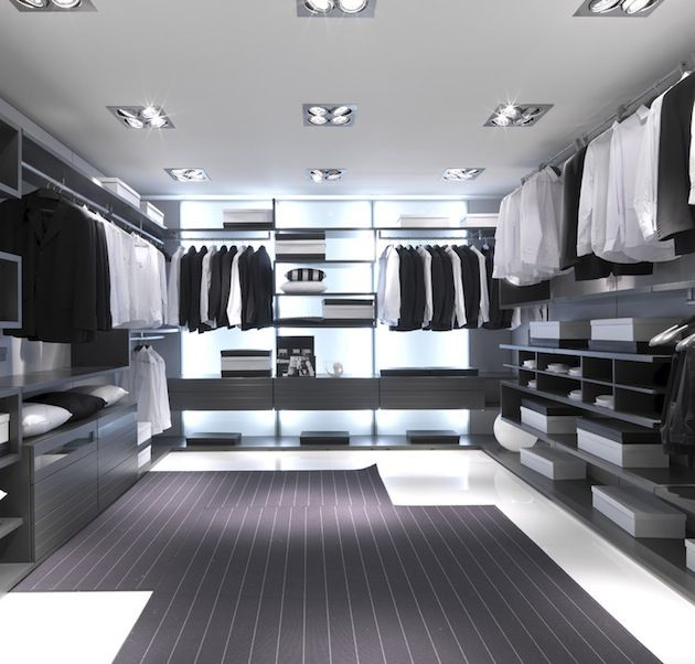 Feast on These 15 Fabulous Luxury Closets  (6)