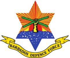 Barbados Defence Force  (Paragon, Barbados) #BarbadosDefenceForce #Paragon #Barbados (L13730)