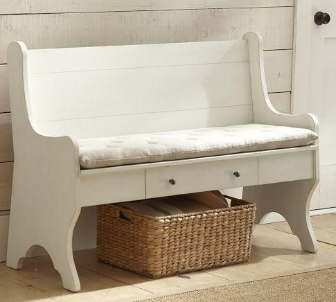 16 Best Images About Storage Benches On Pinterest