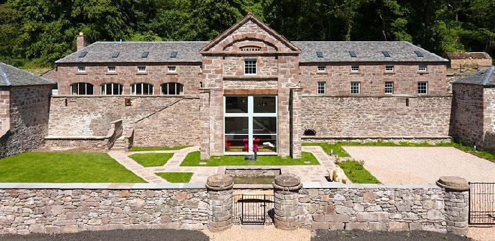 Large Holiday Home Scotland Sleeps 10 12 14 16 18 19 20 | Locherlour Mill | Locherlour Estates