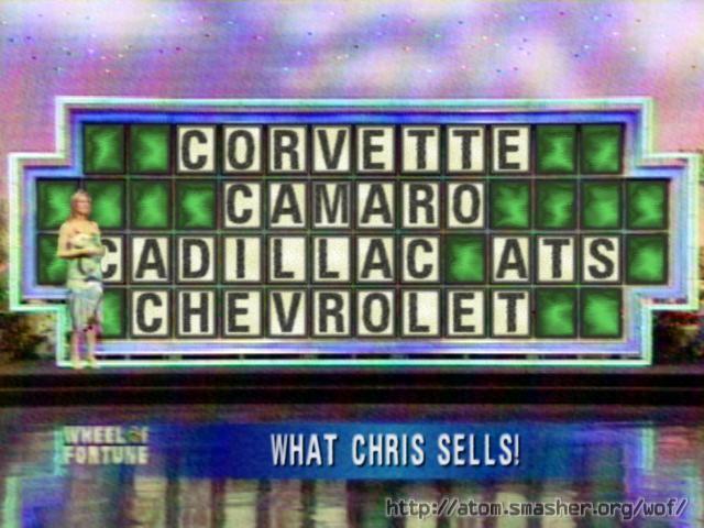 Corvette Camaro Cadillac ATS Chevrolet