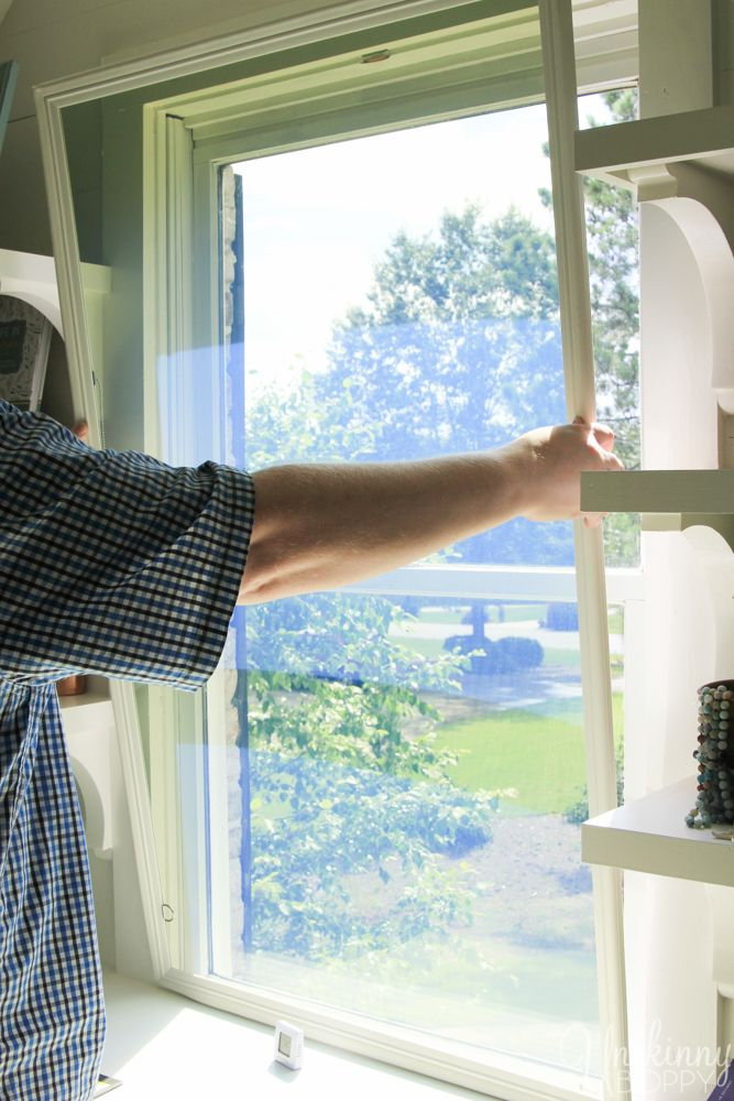 Shade Grade Indow Window Insert Review From 91 degrees