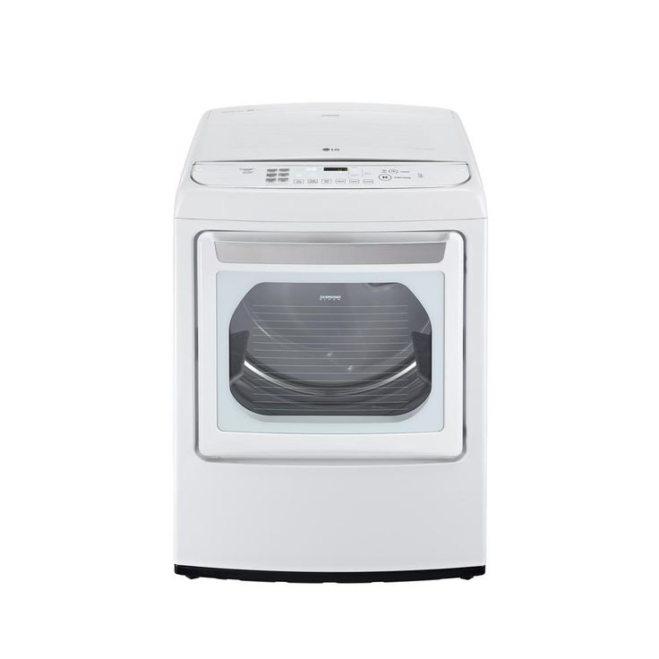 LG Electronics 7.3 cu. ft. Gas Dryer with Steam in