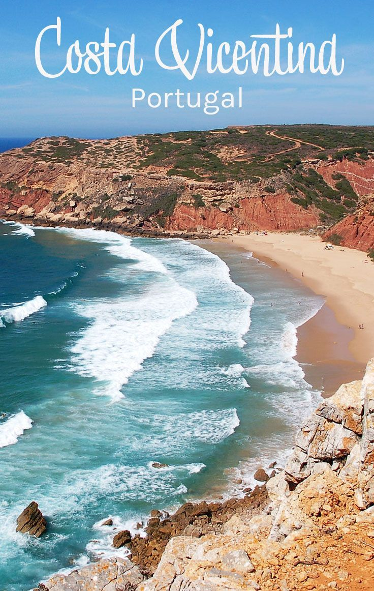 A visit to Costa Vicentina Portugal, part of the wonderfully rugged coast. Great hiking, biking, surfing and wildlife viewing can be found in Costa Vicentina. Things to do in Costa Vicentina.