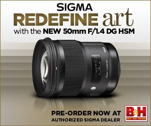 First Sigma 50mm f/1.4 DG HSM Art lens test | Photo Rumors