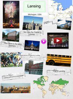 Lansing, Michigan, contest, hometown