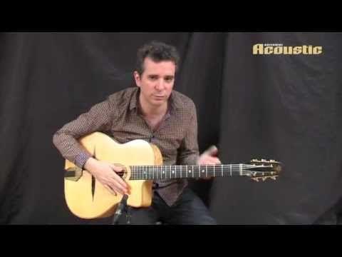 Cours de guitare jazz manouche - Ballade à Samson - Samy Daussat