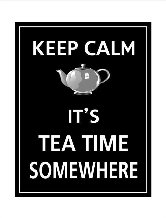 Okay, I want green tea!!