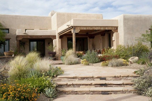 landscaping ideas for front yard in arizona | Arizona Landscaping - Tucson, AZ - Photo Gallery - Landscaping Network