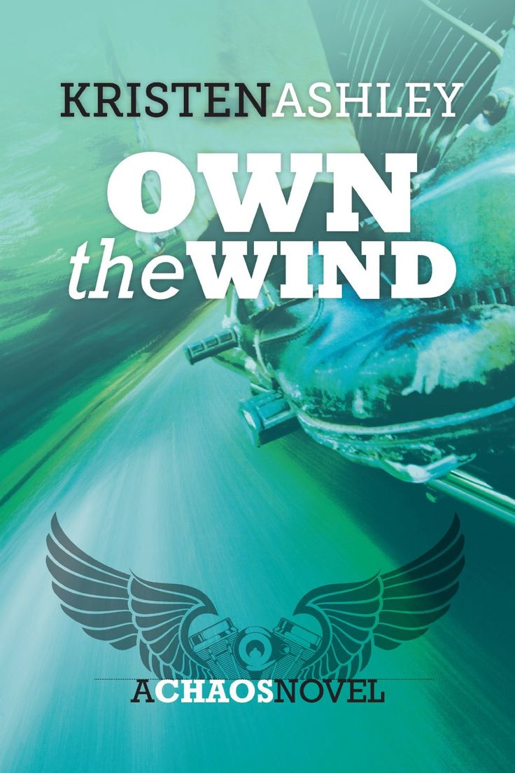 Own The Wind By Kristen Ashley