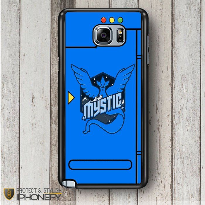 Team Mystic Pokedex Pokemon Go Samsung Galaxy Note 4|5 Case|iPhonefy