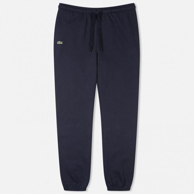Мужские брюки Lacoste Tennis Track Fleece Navy XH7611-166