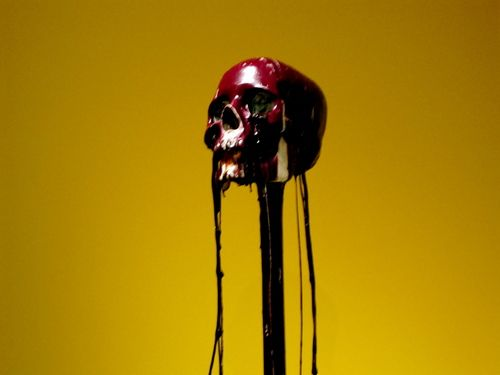 Marc Quinn: Final nervous breakdown.