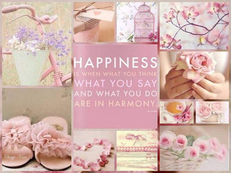 Pink happiness, mood/color collage 13901555_1096066027136084_977594269318279746_n.jpg (960×720)
