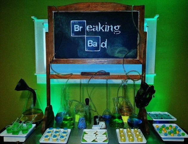 Breaking Bad Party {Guest Feature}