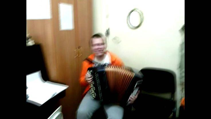 МАСТЕР КЛАСС НА БАЯНЕ! Популярные мелодии и темы. ПАВЕЛ СИВКОВ (баян) Го...