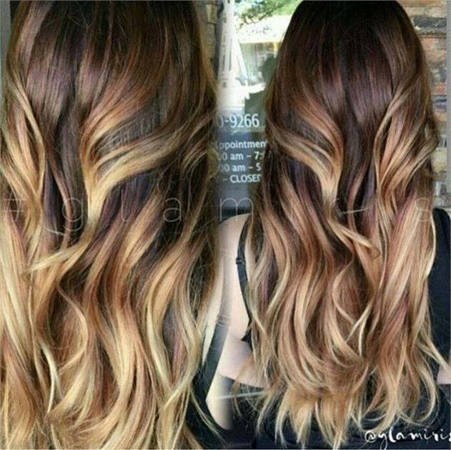 3 Noteworthy Ecaille Haircolor Looks + a How-to! - Hair Color - Modern Salon