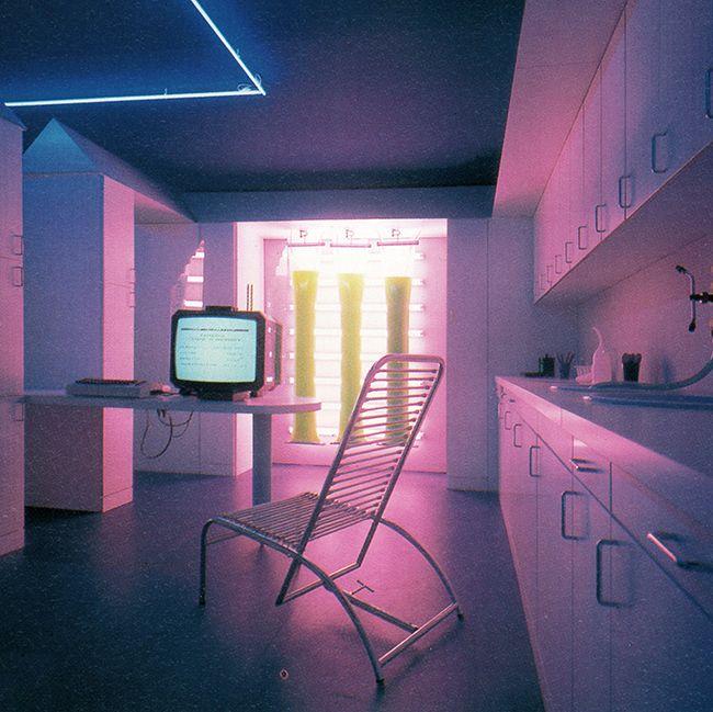 Cute Pink Wallpaper 1980 By Ugo La Pietra Architecture Retro Interiors 1950s