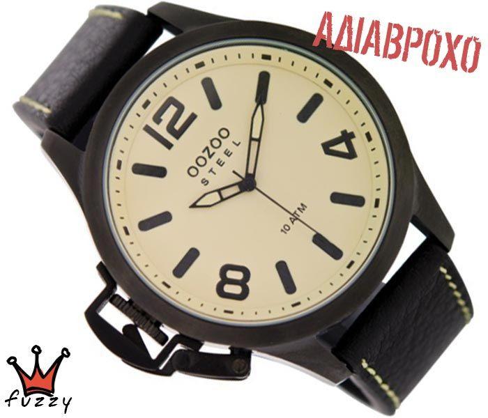 Ρολόι ανδρικό OOZOO STEEL XL OS342