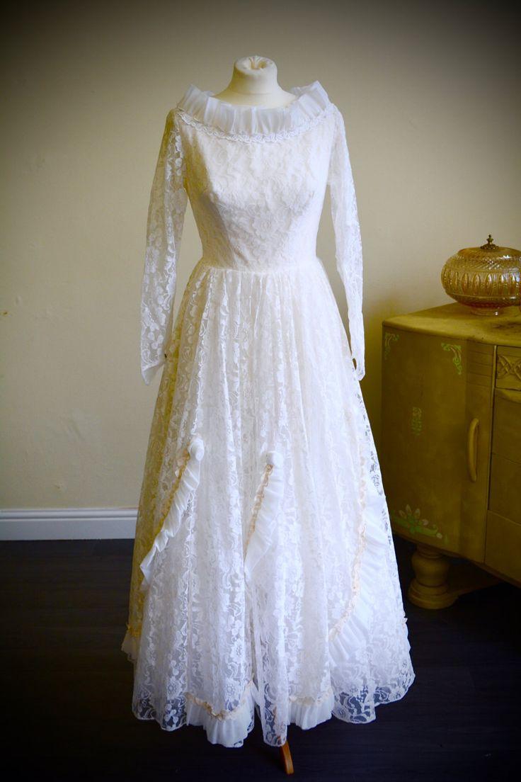 20 besten Vintage wedding dresses for sale Bilder auf Pinterest ...